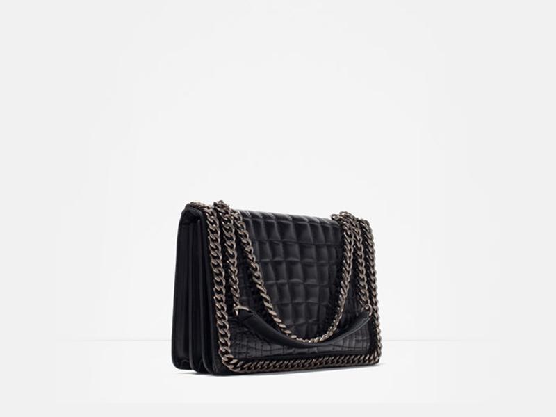 Bolso Chanel Zara